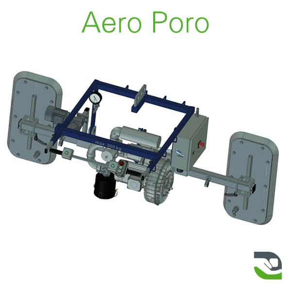 Aero Poro - Schéma Technique