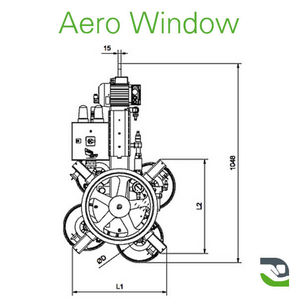 Aero Window - Schéma Technique